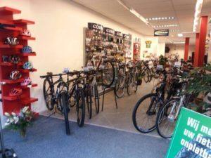 Tweedehands fietsen Voorburg