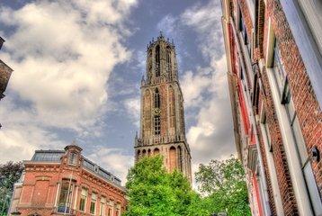 Met de taxi in Utrecht rijden